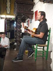 Flamenco bar (michael.robb) Tags: architecture spain seville parasol metrosol