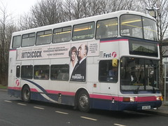 First Scotland East Volvo Olympian 34147 Mingavie 12/02/13 (David_92) Tags: scotland volvo edinburgh first east seu ii bluebird northern midland milngavie counties palatine olympian 34147 l647seu l647