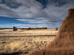 Fort Union National Monument, NM (wycombiensian) Tags: newmexico fortunion