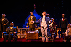 Presidents' Day (Brett Kiger) Tags: world hall george washington magic kingdom olympus disney wdw walt 45mm presidents omd em5 mzuiko