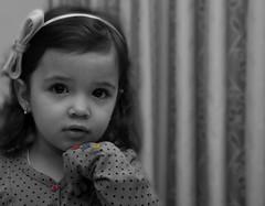 Adriana (Egiptana1) Tags: nios bn retratos posados robados coutous