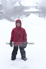 About to Play (Lisa-S) Tags: winter portrait snow ontario canada lisas snowing owen brampton invited 2539 flickropen copyright2013lisastokes getty2013 winterstormnemo getty20130226
