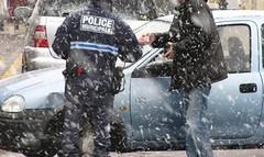 une journée pourrie (b.four) Tags: cagnessurmer alpesmaritimes police neige snow neve ticket contravvenzione contravention rubyphotographer mygearandme mygearandmepremium mygearandmebronze ruby5 ruby10