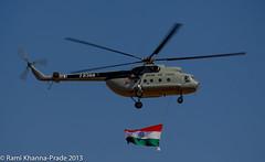 Mil Mi-8 (Rami Khanna-Prade) Tags: india bangalore inde bengaluru yelahankaairforcestation yelahankaairforcebase indianairforcebase aeroindia2013 z2360 z2388