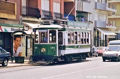 Avenida do Brasil (ernstkers) Tags: portugal porto tram tramvia tranvia trolley streetcar eléctrico brill stcp 191 stcp191 strasenbahn bonde spårvagn