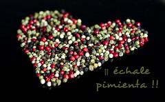 chale pimienta! (Marin ;)) Tags: verde blanca corazn negra pimienta roja