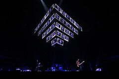 Muse in Vancouver (Shayne Kaye) Tags: chris canada vancouver matt photography lights concert bc matthew britishcolumbia live stage christopher muse arena singer bassist drummer rogers guitarist bellamy bassplayer wolstenholme dominichoward 2013