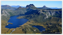 CRADLE MOUNTAIN AND DOVE LAKE (Jeff Crowe) Tags: apple australia best tasmania isle pristine