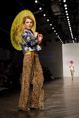 Fashion Trends LFWeekend XVII (tamara.craiu) Tags: floral fashion designer barbie preppy trends prints baroque orientalism lfw catwalk prep barbiedoll londonfashionweekend boldgraphics borisbike lfweekend clashingprints