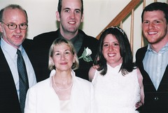Scan-130304-0042 (Area Bridges) Tags: 2003 wedding newyork june ceremony weddingceremony june2003 poundridge june262003