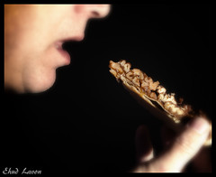 The bite (Ehud Lavon) Tags: food pie lumix panasonic m43 mft micro43 lumixgvario1445f3556 panasonic1445mmf3556 panasonicdmcg5 dmcg5