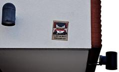 HH-Wheatpaste 1073 (cmdpirx) Tags: urban streetart pasteup art wall cutout painting poster fun graffiti stencil paint panda artist wand wheatpaste paste glue hamburg humor cement can spray crew drug hh graff piece aerosol kleber künstler wheatepaste schablone strassenkunst kleister