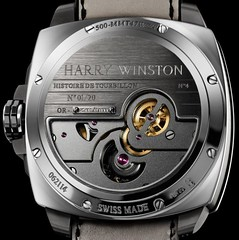Harry Winston Histoire de Tourbilion 4 Baselworld (NobleandRoyal) Tags: de watches 4 watch harry histoire saat luxury winston baselworld tourbilion