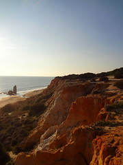 DSC07509 (Kokos Banan) Tags: ocean beach spain huelva cliffs andalusia mazagon