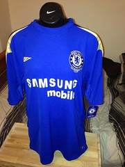 IMG_2635 (nick wiltshire2011) Tags: chelsea collection worn match kit