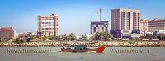 Kuala Terengganu Waterfront City (eapro studio 11) Tags: city waterfront kuala terengganu