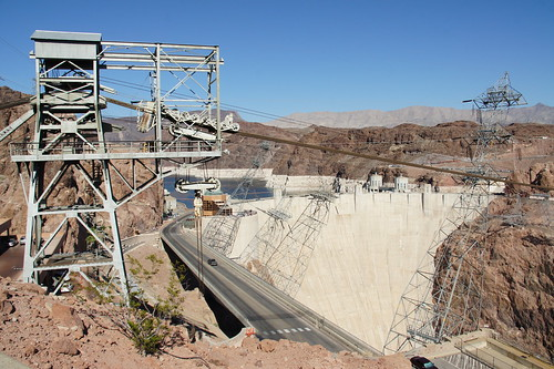 Hoover Dam, USA, September 2012