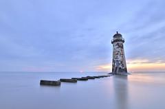 quiet (javier mascareas) Tags: tokina1116 nikond7000 uk wales nightscape seascape talacre longexposure