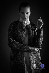 Oksana (Darrell Neo) Tags: fashion lookbook studio lasalle college jakarta portraiture portrait nikon