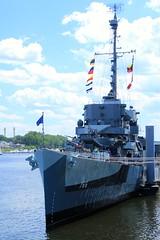 USS Slater_1205 (Prof Ryall) Tags: ussslater navalvessel ship portofalbany hudsonriver albanyny