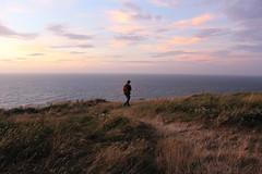 ETRETAT (Subrozza) Tags: tretat normandie normandy sunset sky