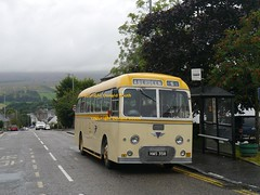 A Northern Interloper (Rightgoodmotor) Tags: aec reliance alexander northern nac147 nms358 scottish scotland bus balfron