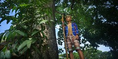 Lumad (chandlerbong) Tags: sony a6000 mirrorless camera system sel 16mm cultural documentaries indigenous people naturallight photography available light portraits philippines davao