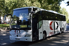 BD15CWL  Carol Peters, Ramsgate (highlandreiver) Tags: london bd15cwl bd15 cwl carol peters coaches ramsgate kent mercedes benz tourismo bus coach