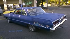 2 Door Post (Chevrolet Wagoneer's) Tags: 1963 1960s 60s gm general motors chevrolet chevy bel air belair classic vintage antique car vehicle impala 63 north portland oregon st johns stjohns saintjohns northportland nlombard 97203