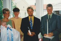 Oscars dop 1997 (Michael Erhardsson) Tags: fotoalbum analog dop oscar mia sa michael jag fredrik 1997