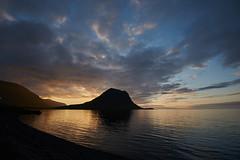 Grundarfjrur (paolo-p) Tags: mare sea nuvole clouds grundarfjrur islanda iceland riflessi reflections tramonti sunsets