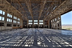 Lines Galore (Uncharted Sights) Tags: wwii tonopah army airfield air force military training p39 b24 liberator bombers glide bombs top secret abandoned nevada test range hangars hangar world war 2 canon 80d adventure explore discover urbex forgotten airport historic history old plane planes airacobra