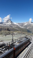 Gornergrat Railway (MikeHCF) Tags: gornergrat railway switzerland zermatt matterhorn