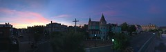 Good Morning Cape May (barbsobel) Tags: southjersey newjersey capemay sunrise panoramic architecture nj