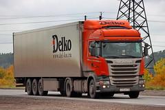 Scania R440  У 216 КМ 116 (RUS) (zauralec) Tags: kurgancity therouter254irtysh transport company delco делко trackp254irtyshкурганиртыш курган scania r440 у 216 км 116 rus