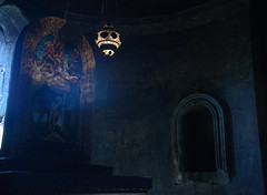 Inside Church at Khor Virap (KOKONIS) Tags: khorvirap armenia