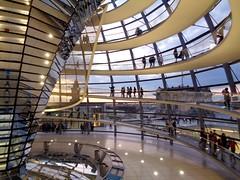 Reichstag-Parlamento Alemn. NORMAN FOSTER. Berln (rodrigorama) Tags: arquitectura normanfoster berln arquitecture