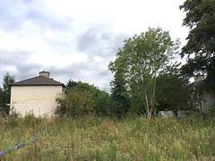 Grays Road, RAF Uxbridge (looper23) Tags: raf uxbridge base air august 2016 london grays road housing street abandoned