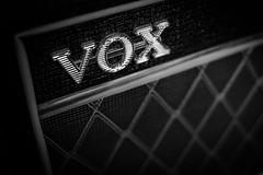 Vox (lazytinka) Tags: amp vox guitar odc blackandwhite