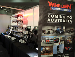 Whelen Coming to Australia (adelaidefire) Tags: australasian fire emergency service authorities council afac 2016 brisbane queensland australia afac16 whelen