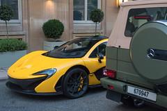 Shy P1 (Beyond Speed) Tags: mclaren p1 supercar supercars automotive automobili nikon v8 hybrid yellow london knightsbridge
