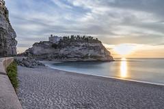 Tropea - 30.06.16 (Federico Prevedello Photography) Tags: tramonto sunset tropea italy travel
