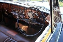 Daimler Limousine interior (Pim Stouten) Tags: arden british car auto wagen pkw vhicule macchina burgzelem jag jaguar daimler 420 420g limo limousine interior interieur interir