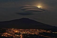 3 (zuroccu) Tags: etna bronte luna lenticolari nuvole