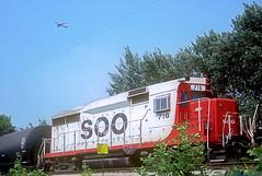 SOO GP30 716 (Chuck Zeiler) Tags: soo gp30 716 railroad emd locomotive train chz