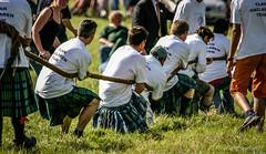 Clan Maclaren Tug O' War