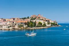 Portoferraio, Isola d'Elba (Peter Lendvai) Tags: toscana tuscany italy 2016 travel peterlendvai phototrip portoferraio isoladelba