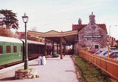 Swanage Railway Station (grassrootsgroundswell) Tags: railwaystation swanage railway dorset