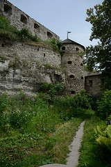fortress wall (intui.pro) Tags: kamianetspodilskyi old town architecture fortress nature reserve museum tourism towers palaces temples walls history strengthening ukraine outdoor plant stronghold citadel bastion fastness stone stones stonework text ruins tower canyon hill landscape building
