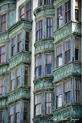 Cafe Zoetrope Building, San Francisco 212 (longbachnguyen) Tags: sanfrancisco chinatown laterns transamericabuilding coittower california usa